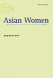 Asian Women Vol.29 No.1