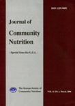 Journal of Community Nutrition