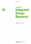 Journal of Integrated Design Research