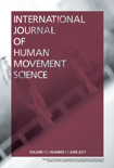 INTERNATIONAL JOURNAL OF HUMAN MOVEMENT SCIENCE