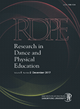 Research in Dance and Physical Education