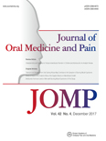 Journal of Oral Medicine and Pain