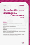 Asia-Pacific Journal of Business & Commerce