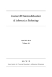 Journal of Christian Education & Information Technology