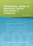 International Journal of Knowledge Content Development & Technology