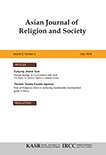 Asian Journal of Religion and Society