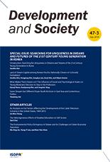 Development and Society