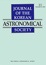 Journal of the Korean Astronomical Society