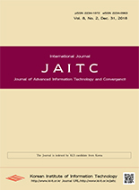 JOURNAL OF ADVANCED INFORMATION TECHNOLOGY AND CONVERGENCE