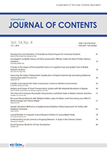 International JOURNAL OF CONTENTS