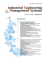 Industrial Engineering & Management Systems