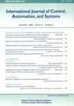International Journal of Control Automation and Systems