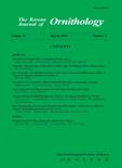 한국조류학회지 第20卷 第1號