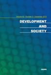 DEVELOPMENT AND SOCIETY Vol.42 No.2