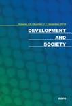 DEVELOPMENT AND SOCIETY Vol.43 No.2