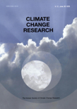 Journal of Climate Change Research Vol.6 No.2