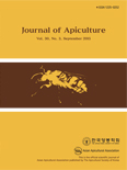 Journal of Apiculture Vol.30 No.3