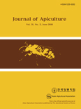 Journal of Apiculture Vol.31 No.2