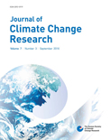 Journal of Climate Change Research Vol.7 No.3