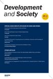 DEVELOPMENT AND SOCIETY Vol.45 No.2