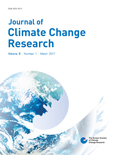 Journal of Climate Change Research Vol.8 No.1