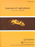 Journal of Apiculture Vol.32 No.1