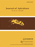 Journal of Apiculture Vol.32 No.2