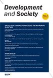 DEVELOPMENT AND SOCIETY Vol.46 No.2
