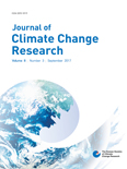 Journal of Climate Change Research Vol.8 No.4