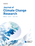 Journal of Climate Change Research Vol.9 No.1
