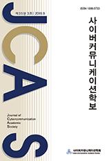 사이버커뮤니케이션학보