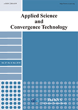 Applied Science and Convergence Technology Vol.27 No.6