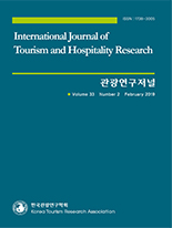 International Journal of Tourism and Hospitality Research