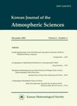 Korean Journal of the Atmospheric Sciences