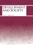 BULLETIN OF THE POPULATION AND DEVELOPMENT STUDIES CENTER Vol.3