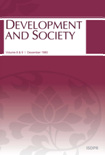 BULLETIN OF THE POPULATION AND DEVELOPMENT STUDIES CENTER Vol.8 and 9