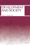 BULLETIN OF THE POPULATION AND DEVELOPMENT STUDIES CENTER Vol.17