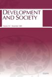BULLETIN OF THE POPULATION AND DEVELOPMENT STUDIES CENTER Vol.18